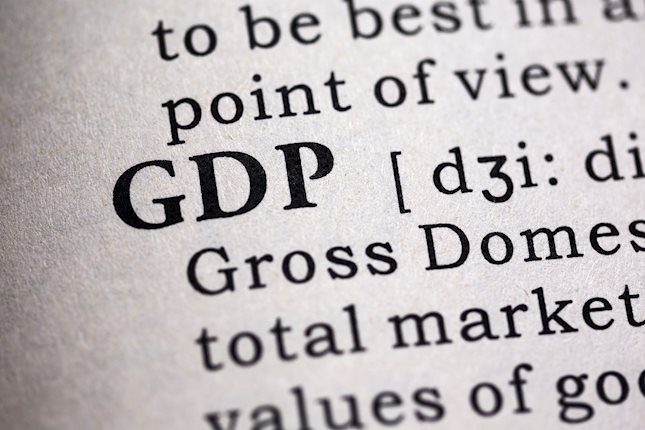 Live Us Gdp Beats With 2 6 Usd Rises Across The Board