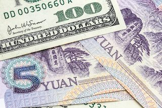 EUR/CNY dives out five year bullish channel, PBOC to intervene?