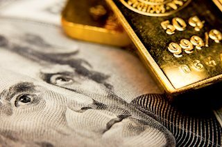 Gold climbs to 1-1/2 week tops, back above $1280 level ahead of US GDP