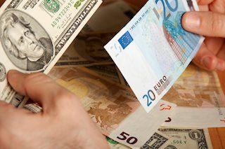 EUR/USD: в минусе по итогам дня, в плюсе на закрытии недели