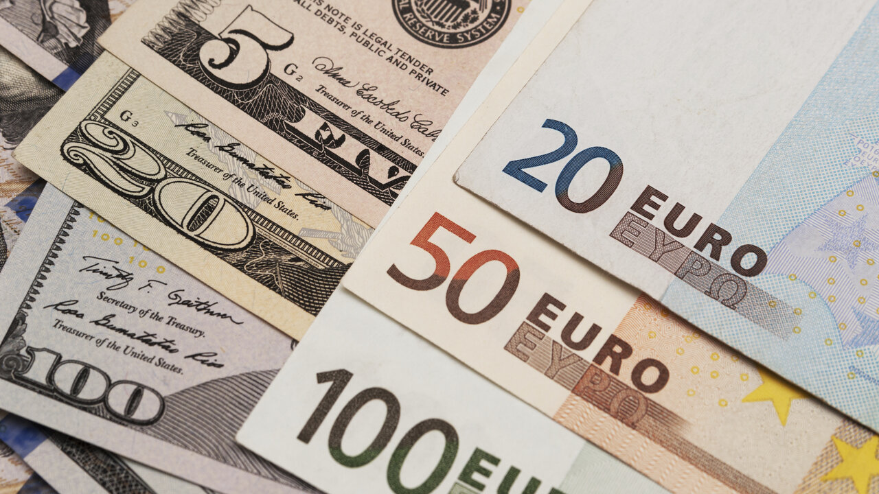 S&P500, EURUSD and 10 Year US Notes - Intra-day FUN Day