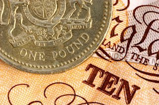 GBP/USD modest recovery extends
