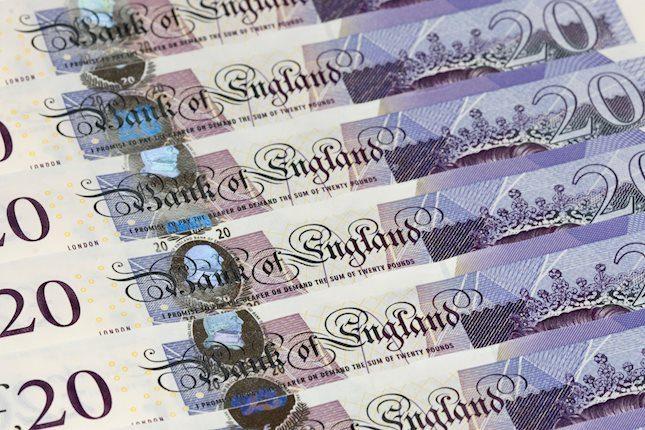 زوج استرليني/دولار GBP/USD يداعب القيعان أدنى منتصف مستويات 1.3300 قبل البيانات الأمريكية