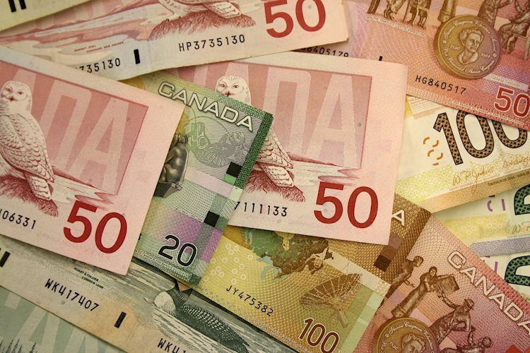 USD/CAD drops below 1.3270, recovers on broad USD strength