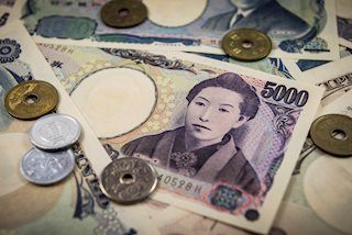 USD/JPY ending a four-day winning streak