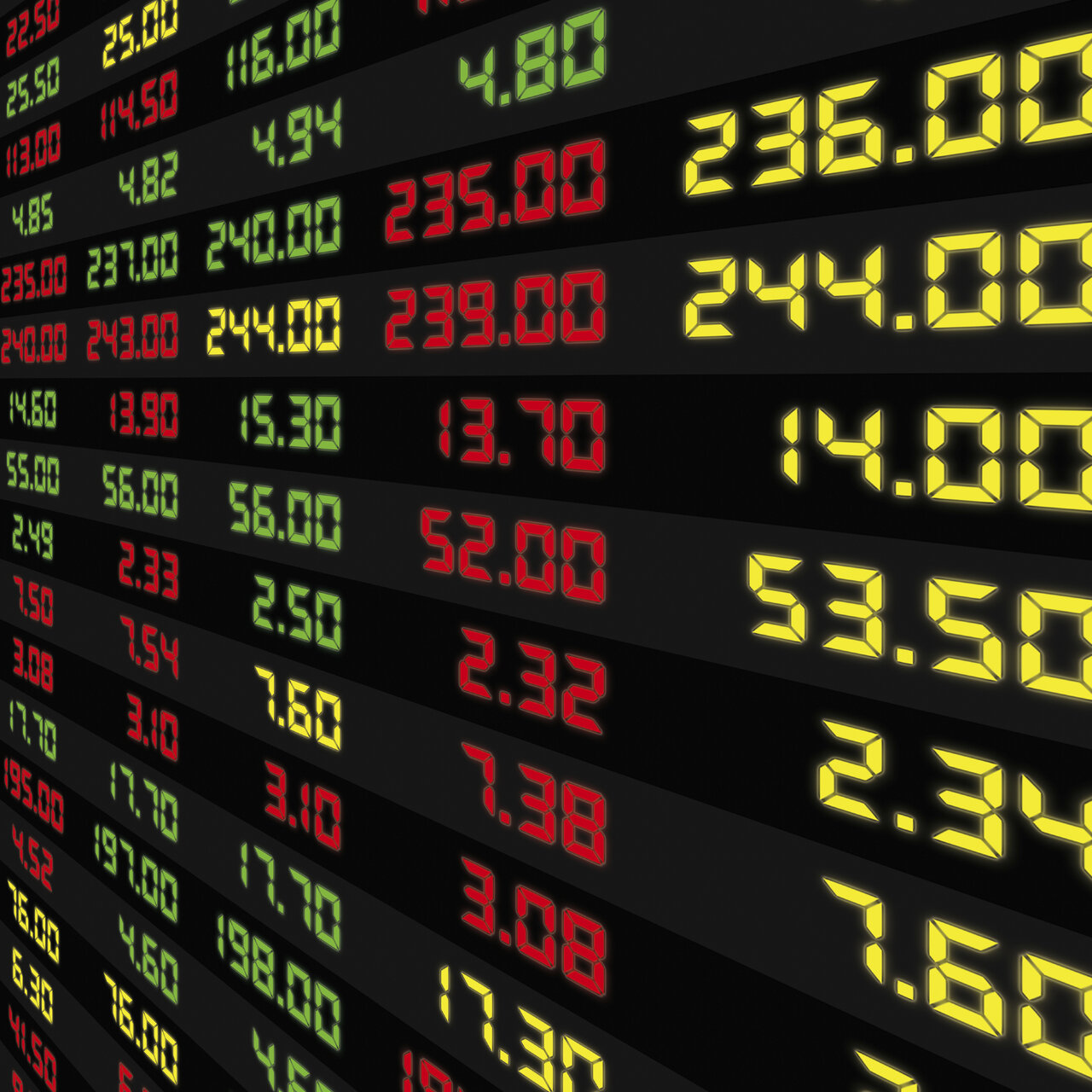 Mid-Afternoon Market Update: NASDAQ Rises 0 4%