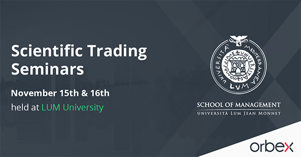 Scientific Trading Seminar Orbex