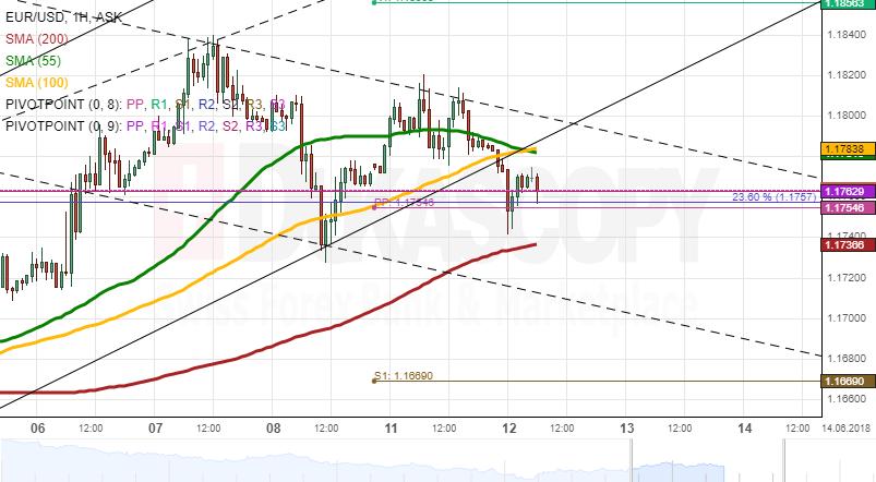 EUR USD Analysis Flashes Bearish Signals