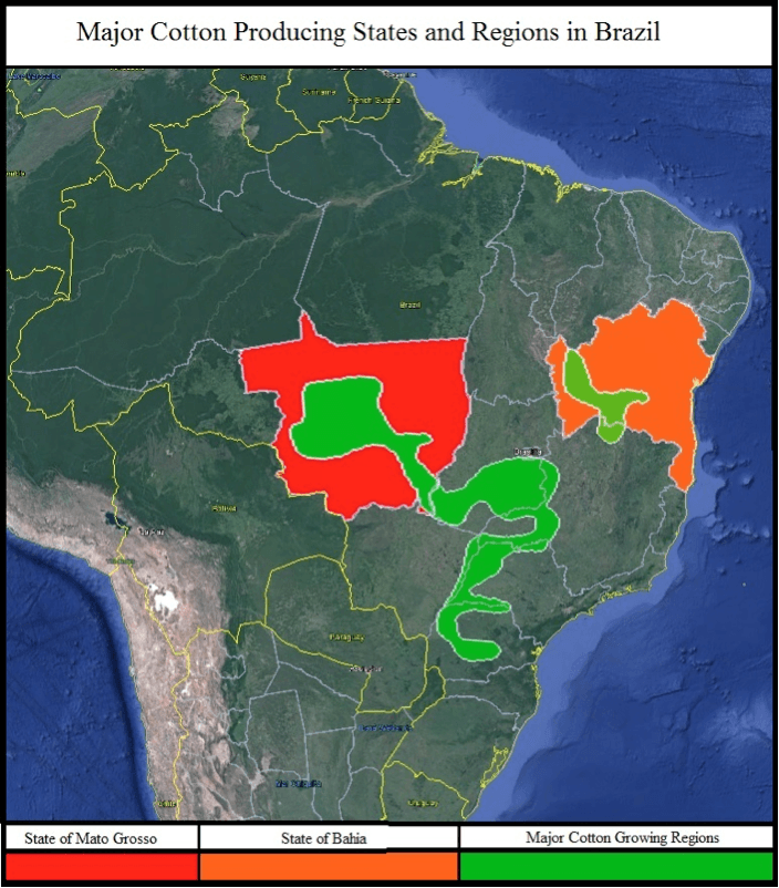 Brazil Cotton Production