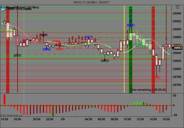 Ninjatrader options trading